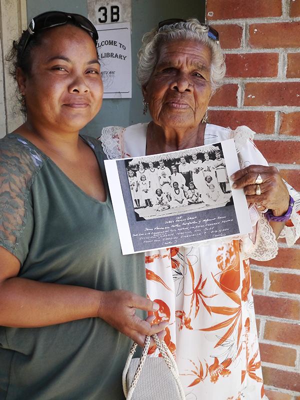 Nauru diary